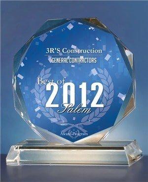 Best of Salem Award 2012