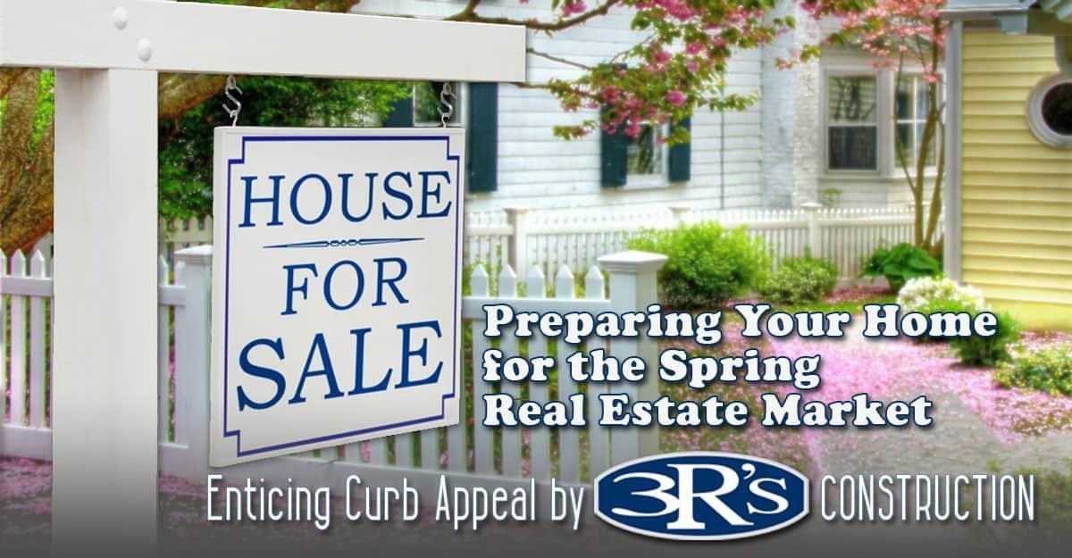 3Rs Construction Salem Oregon Spring Real Estate Market