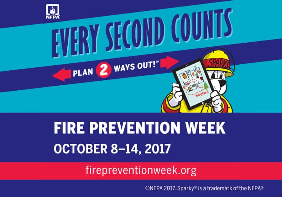 3Rs Construction Fire Prevention Week