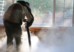 Dry Ice Blasting for Fire Damage 3Rs Construction Repair and Restoration