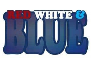 3Rs Construction Red White and Blue in Home Color