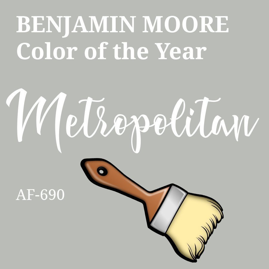 Metropolitan color of the year review by 3Rs Construction