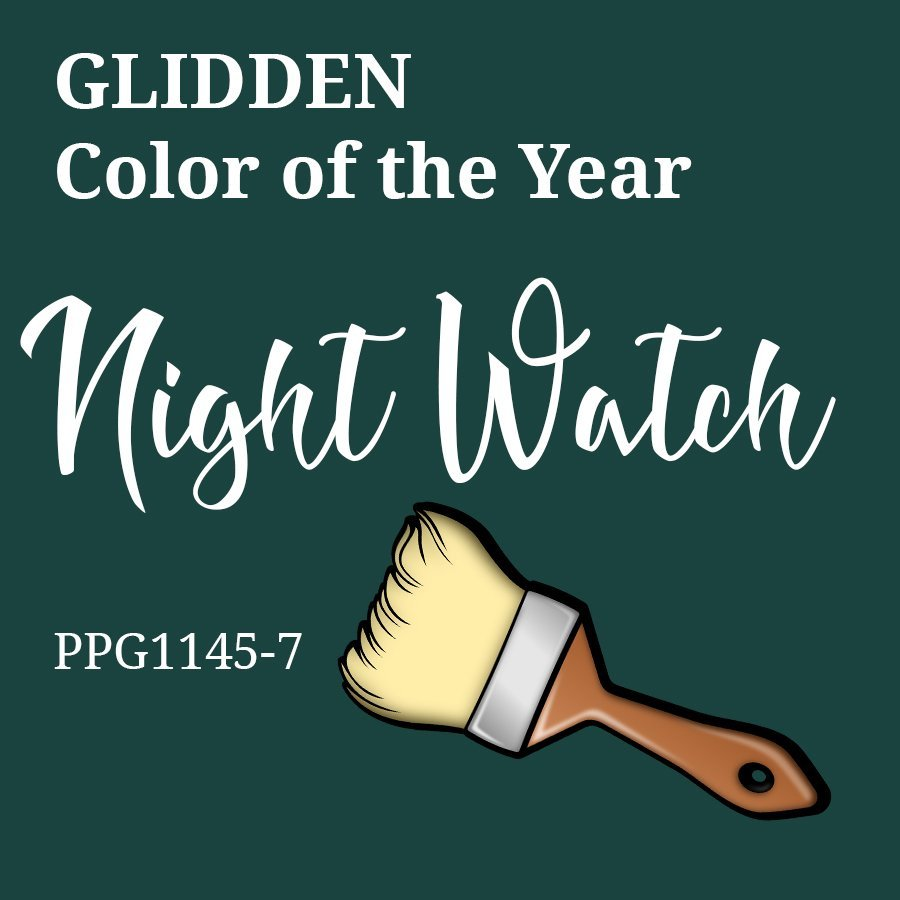 Night Watch color of the year review by 3Rs Construction