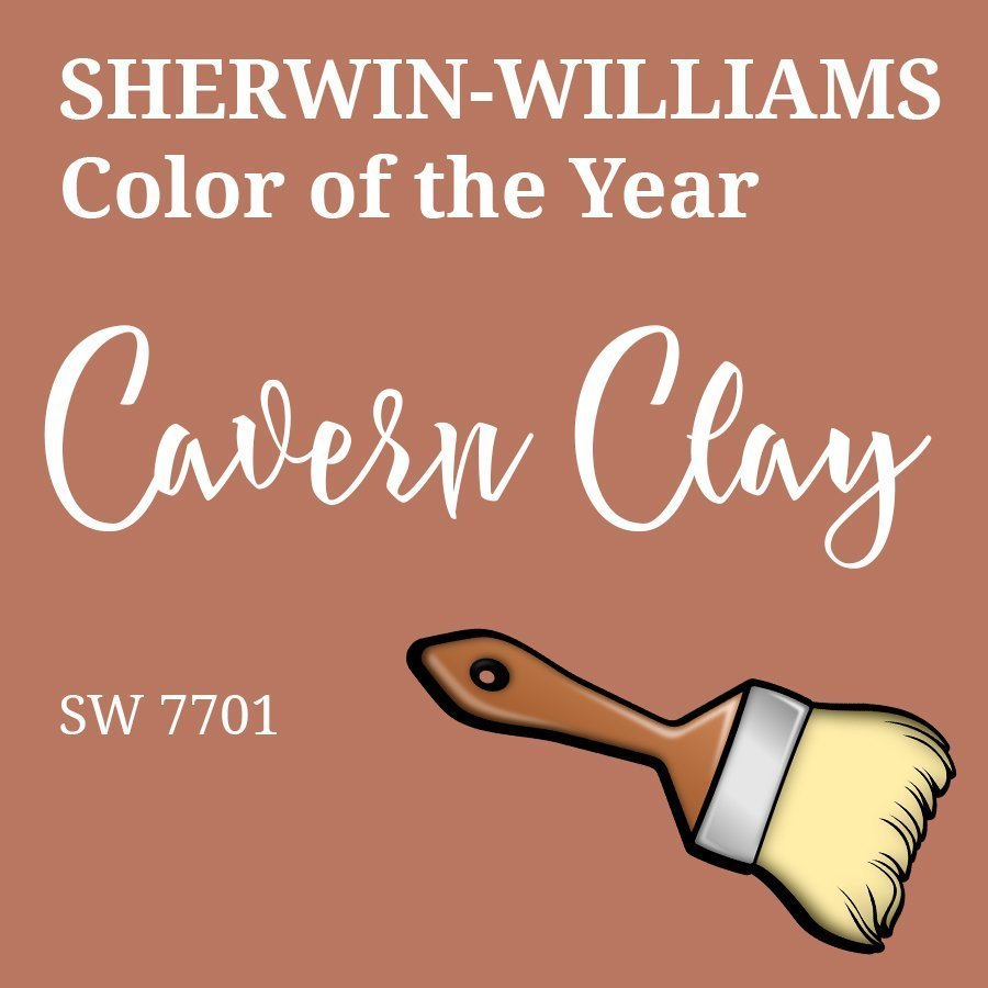 Cavern Clay color of the year review by 3Rs Construction