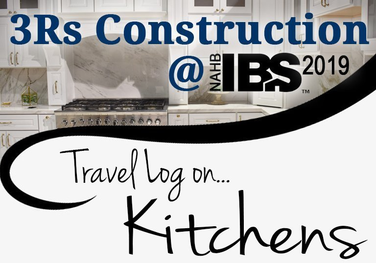 3Rs Construction at IBS 2019 Kitchen Review