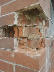 3Rs Construction Repair, Replace, Restore Brick