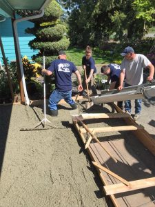 3Rs Construction Concrete, Cement Ramp Home Remodel