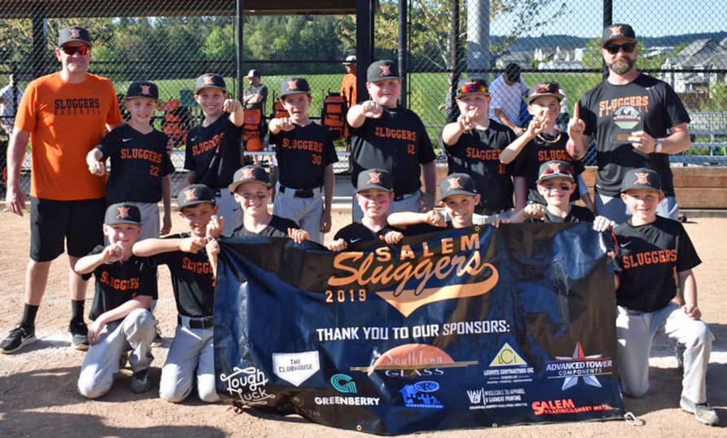 Salem Sluggers Little League