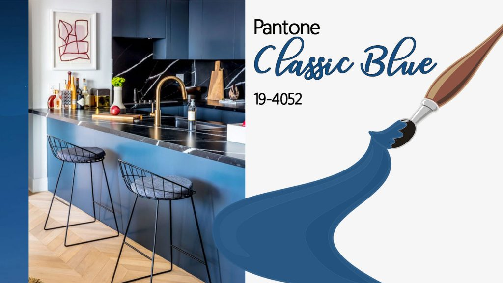 Classic Blue Pantone 2020 Color of the Year