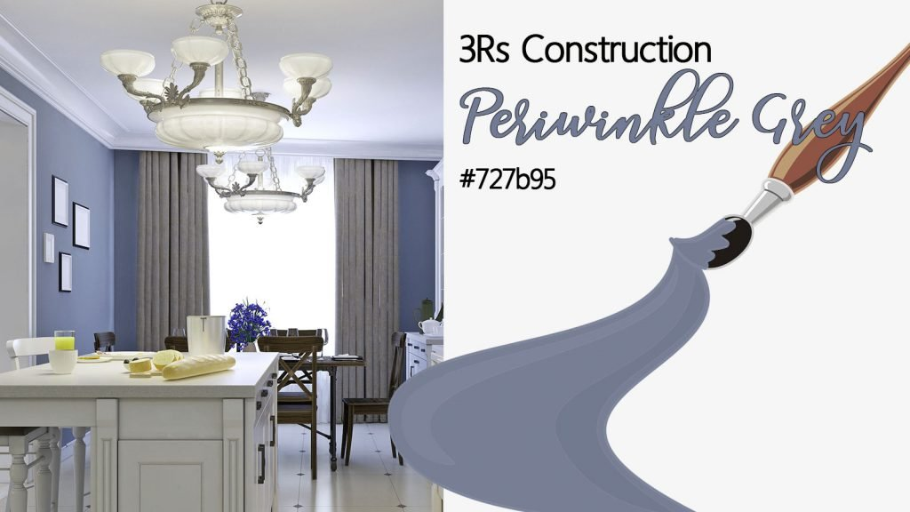 3Rs Construction 2020 Colors of the Year