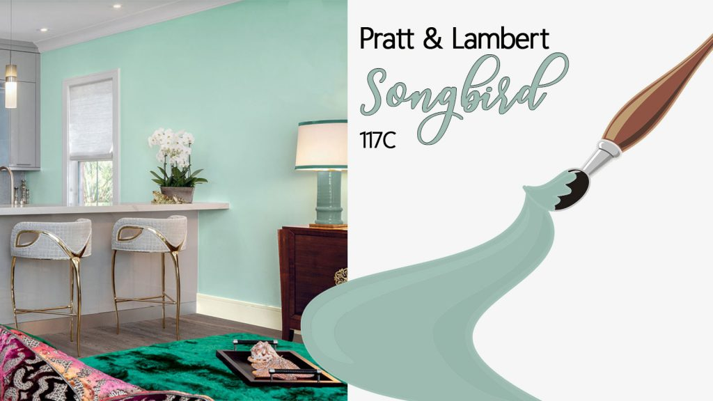 Pratt & Lambert 2020 Color of the Year