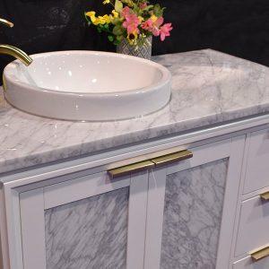 Bathroom Grey Tones 3Rs Construction