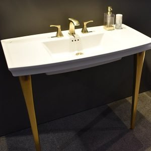 Free standing bathroom sink 3Rs Construction