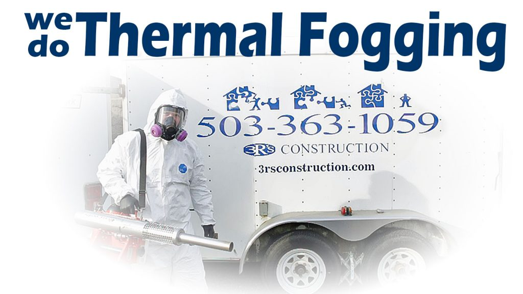 Thermal Fogging by 3Rs Construction