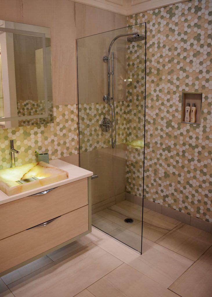 Bathroom Remodel Shower and tile