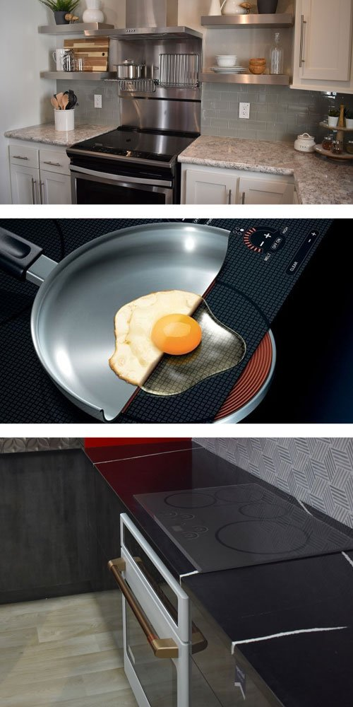 Induction Cook Tops3Rs Construction Kitchen Tech Trends