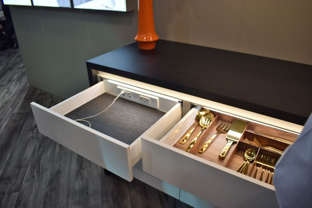 Smart Drawers 3Rs Construction Kitchen Tech Trends