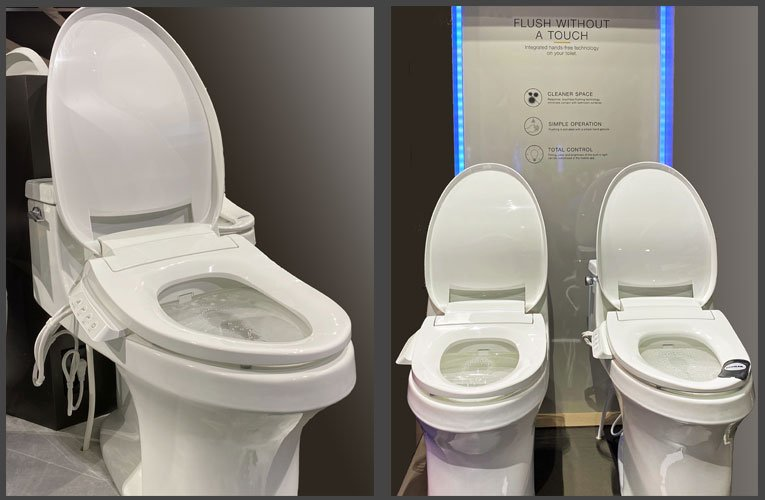 3Rs Construction has 8 ways to update bathroom with fancy toilets