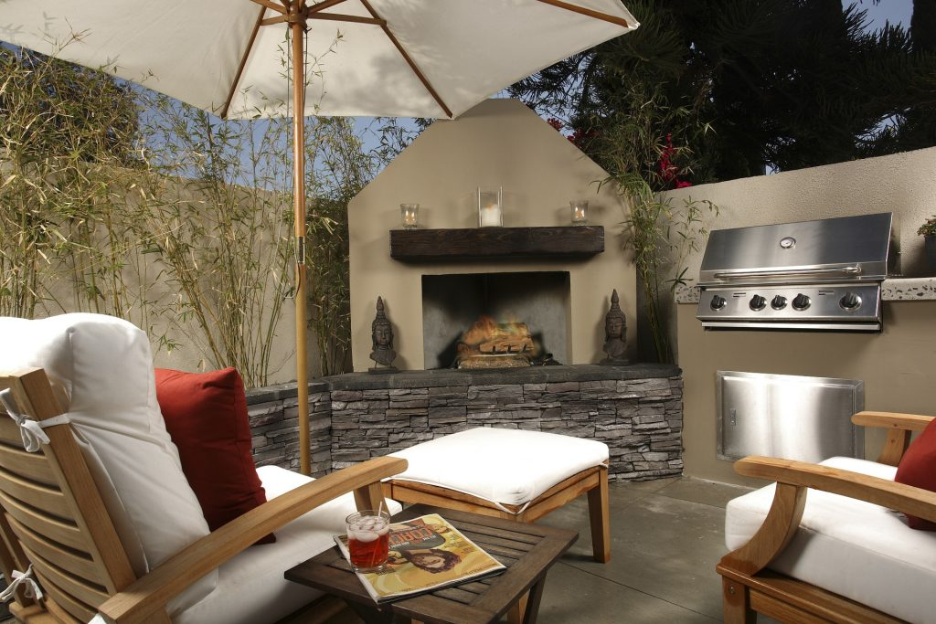 3R's Construction, Outdoor Living, Outdoor Kitchen, Healthy