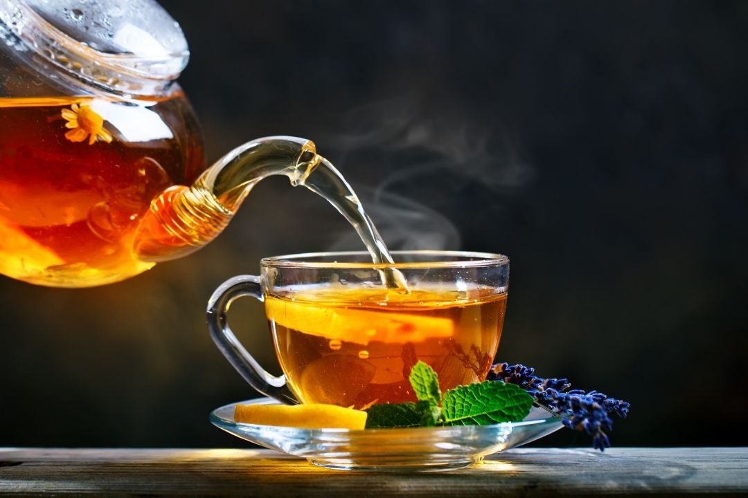Hot Drinks for Health to Keep Cool in Salem, OR