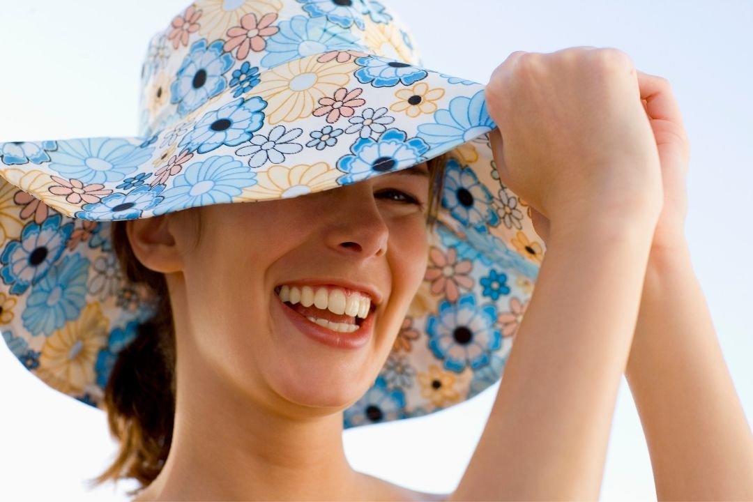Wear Hats in the Heat