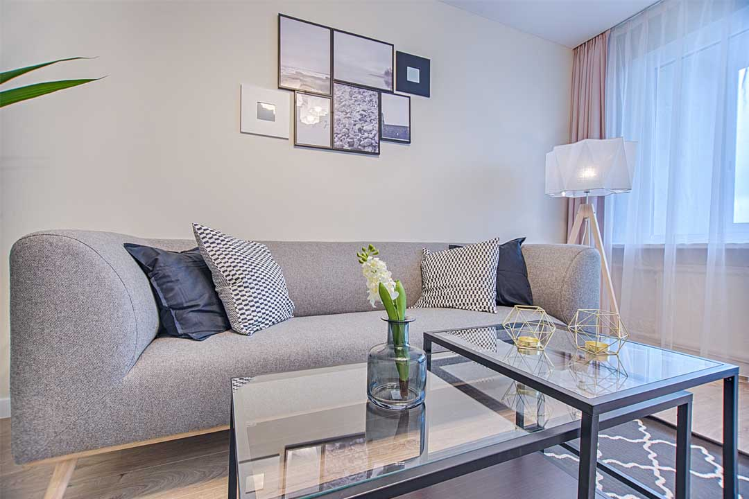 Make repairs before staging and selling house