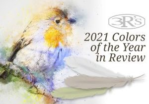 3Rs Construction 2021 Colors of the Year in Review